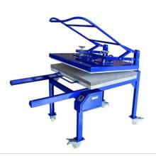 Machine de presse de chaleur important fabricant vente chaude main
