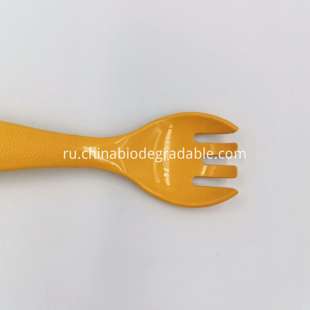 Compostable Kid-friendly Renewable Premium Tableware Fork