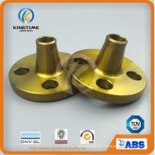 Reborde forjado A105n Wn del reborde del acero de carbono de ASME B16.5 (KT0389)