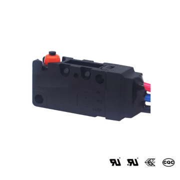 UL Tinggi Hidup Long Life Waterproof Micro Switches