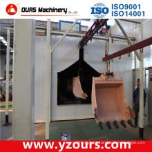 Wet/Liquid Paint Spray Equipment Liquid Coating System for Excavator