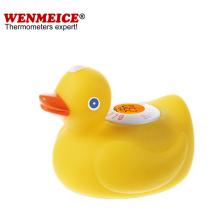 Термометр для детской ванны с индикатором безопасности температуры