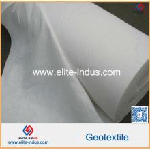 Geotêxtil não tecido UV de grande resistência de grande resistência do polipropileno