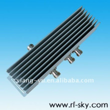 200Вт 1710-2170mhz сила 3 В 1 из 3 дБ УКВ фильтр полости антенный комбайнер