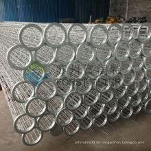 FORST Hochleistungs-Industrie-Stahl-Beutel-Filterkäfig-Lieferant