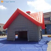 Горячая распродажа новый надувные палатки с светом Сид и воздуходувки 110В