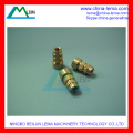 Customized Precision CNC Brass Machined Parts