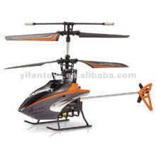 Kleine 4-Kanal Infrarot-Fernbedienung Hubschrauber