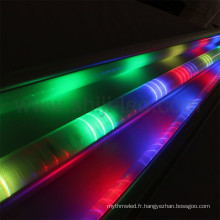 Magic RGB a conduit le tube numérique, a mené la lumière de hurdle, dc12V, multicolore, IP65