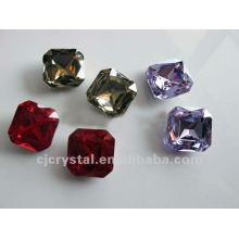 Kristall Stein für Hochzeit, Mode dekorative Glas Strasssteine