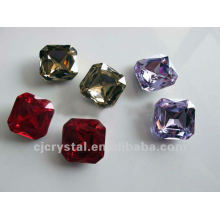 Crystal stone for wedding,fashion decorative glass rhinestones