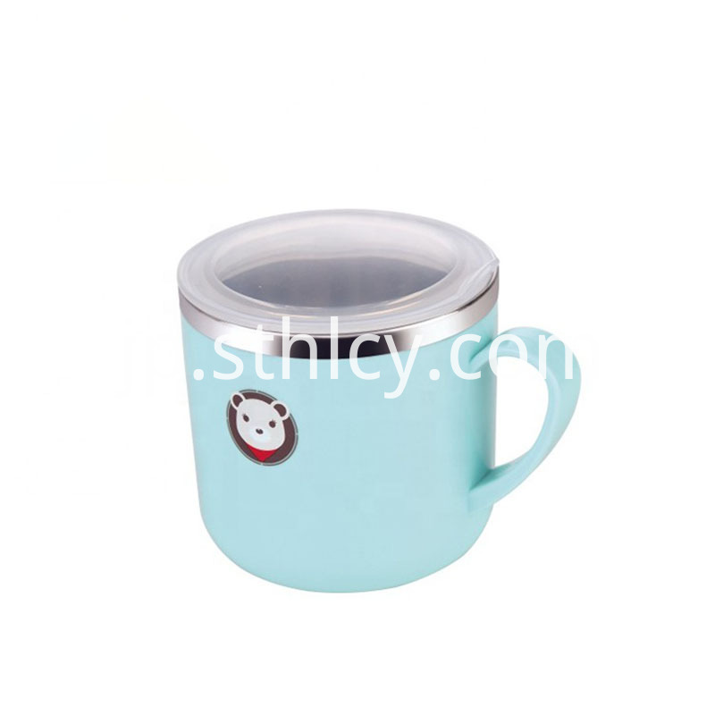 Best Cartoon Baby Stainless Steel Cup