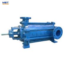 Bomba de agua multietapa alta presión de alta presión