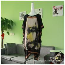 Wholesale Women Clothing Fashion Women Bat Sleeve Dress And blouses