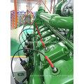 Generador de energía de gas natural o grupo electrógeno o planta de energía 700kw