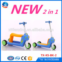 Three Wheeled Scooter 3.5kg Foldable Children Space Scooter Kids Scooter Kick