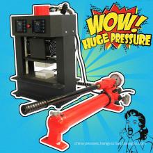 Not Need Air Compresser Mute Dual Heating Plates 20 Ton Hydraulic Rosin Press Machine