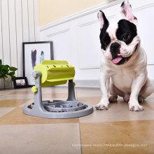 Healthy Diet IQ Training Toy Smart Automatic Pet Feeder Plastic Dog Bowl Slow Feeder