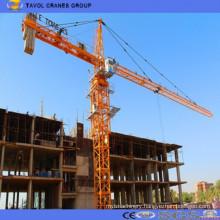 7055 Construction Equipment Tower Crane 70m Jib Length Tower Crane