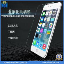 Superhard H9 Protector de pantalla de película de vidrio templado para iPhone 5 6 6 plus