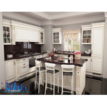 2017 PVC Modular Kitchen Cabinets