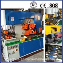 Q35y Series Hydraulic Ironworker Punching and Shearing Machine (Q35Y-25 Q35Y-30)