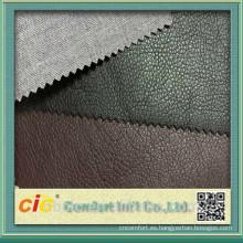 Rollo de cuero sintético de PVC