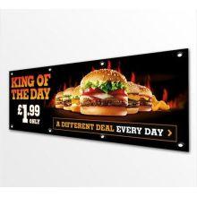 Marketing Outdoor Backdrop Pendurado Publicidade Banner