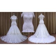 2016 Latest off Shoulder Wedding Gown