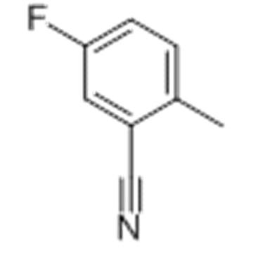 Benzonitrile,5-fluoro-2-methyl CAS 77532-79-7