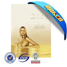 High Resolution 3D Lenticular Advertising Poster