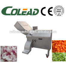 SUS304 stainless steel vegetable fruit dicing machine /stem vegetable dicing machine/3d dicer for vegetables