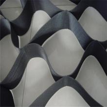 Strukturierte HDPE-Geozelle ohne Bohrung