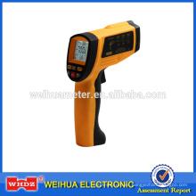 Termómetro infrarrojo WH700 Termómetro infrarrojo tipo pistola sin contacto industrial