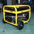 BISON China Hot Type 110 220 Volt Tragbarer Benzin Elektrischer Generator