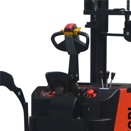 Powerful Electric Reach Stacker
