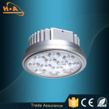 Aluminum Sliver High Power Light Cup LED Spot Lighting