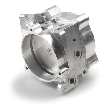 カスタム5軸oemアルミニウムcnc機械加工部品