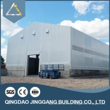 Estrutura de aço House Prefab Metal Buildings