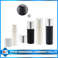 Kosmetische Plastiklotion-Flaschen Vergoldete kosmetische Flasche der Flakon-15ml der Flasche