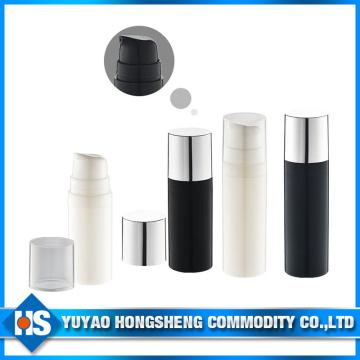 Heißer Verkauf Hautpflege Verpackung Kunststoff Flasche PP Airless Flasche 10 ml Airless Pumpflasche