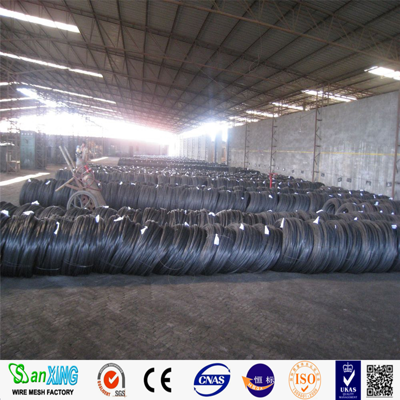 black annealed wire 007
