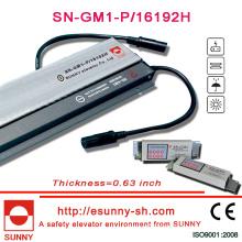 Sensor Operated Sliding Glass Door Opener (CE, ISO9001)