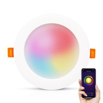 Voyant LED rond Smart WiFi 8W