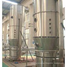 2017 LDP series Fluid bed coater, SS bottom spray fluid bed coating, flow material granulation