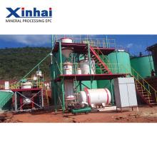 China Desorption Electrolysis System / Gold Separator Processing Line