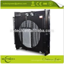 Cummins engine radiators, all models, Copper or Aluminum