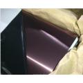 SS 304 NO.4 GOLD PVD color sheets