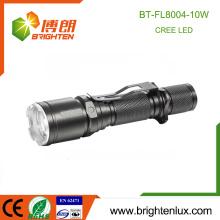 Beliebte Verkauf Multifunktions-wiederaufladbare 18650 Akku Taschengröße xml-2 t6 Leistungsstarke taktische eveready LED-Taschenlampe mit Clip