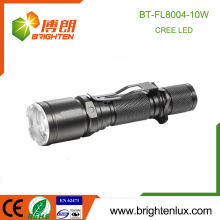 Popular Sale Multifonctions Rechargeable 18650 Batterie Taille de poche xml-2 t6 Puissante tactique eveready lampe de poche led avec clip